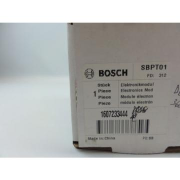 Bosch #1607233444 New Genuine OEM Electronics Module for DDS181 HDS181