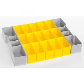 Bosch Sortimo inset box Set B3 for L-Boxx