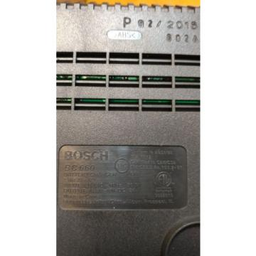Bosch 18v charger