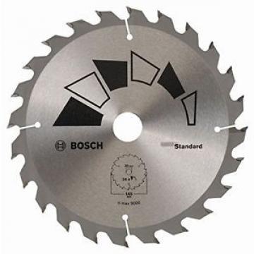 Bosch 2609256B55 - Lama Standard per sega circolare, 24 denti, in acciaio al car