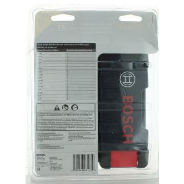 Bosch BL21 Black Oxide Drill Bit Set (21-Piece)