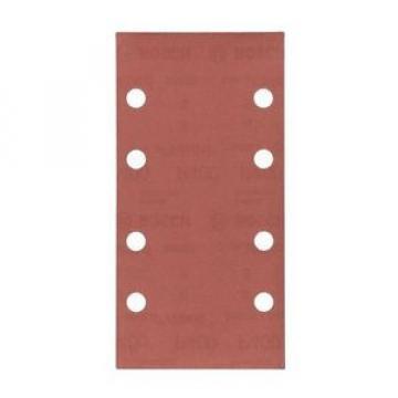 Bosch 2608607930 - Platorelli abrasivi B.f.Wood; 93 x 186 mm, P400, 50 pezzi