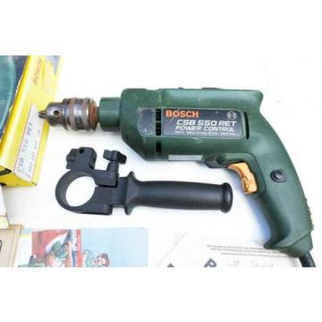 CSB 550 RET Bosch Electronic Power Control Drill 550W