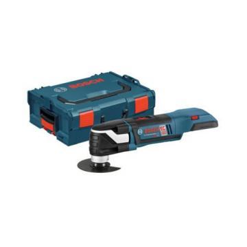 Bosch Bare-Tool MXH180BL 18-Volt Brushless Oscillating Tool Kit with L-Bo... New