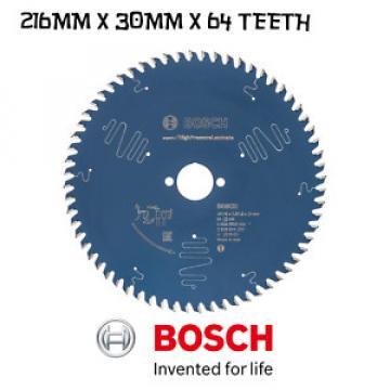 BOSCH 216MM X 30MM X 64 TEETH ULTIMATE EXPERT SAWBLADE
