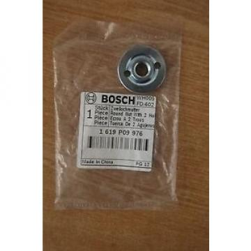 Bosch GWS 5-100 GWS 6-100 E Angle Grinder Round Nut with Two Whole  1619P09976