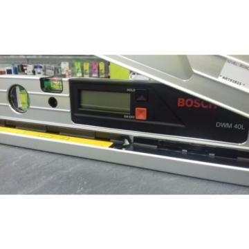 Medidor de angulos nivel Bosch DWM 40 L art92825