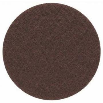 Bosch 2608604056 Abrasivo in tessuto non tessuto 128 mm, 280, corindone, medio Ø