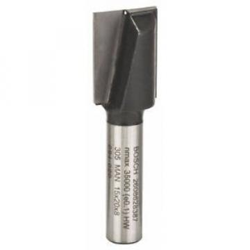 Bosch Accessori 2 608 628 387 - Fresa per scanalature 8 mm, D1 15 mm, L 20 mm, G