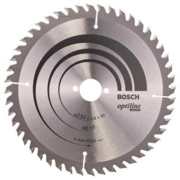 Bosch Professional 235mm 48T Circular Saw Blade Blades 26086406727 30mm bore