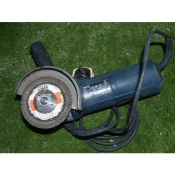 Used Quality  Bosch GWS7-115 240v 115mm  Angle Grinder