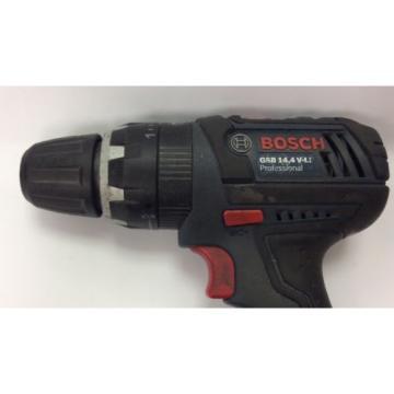 Bosch Cordless Hammer Drill GSB 14,4 V-LI Professional Blue With Battery