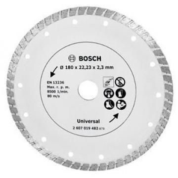 Bosch 2607019482 Disco Diamantato Turbo, 180 mm