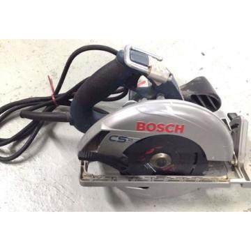 "Bosch Tools 7-1/4"" Circular Saw CS10 15A 120V Used"