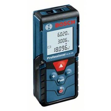 Bosch Professional GLM 40 Digital Laser Measure (measuring up to 40 metres) New