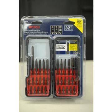 Bosch SBID32 32-Piece Screwdriver Bit Set Brand New