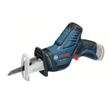 New Cordless Sabre Reciprocating Saw BareTool GSA10.8V-Li 10.8V Bosch Body Only