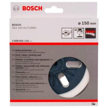 Bosch 2608601116 Sanding Plate for Bosch GEX 150 AC and GEX Turbo Professional -