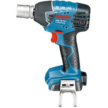 New Cordless Impact Wrench BareTool GDS18-Li Bosch Power Tool Body Only