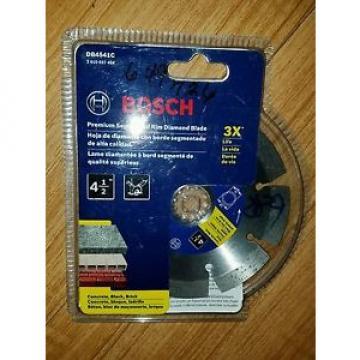 BOSCH Bosch DB4541C Premium Segmented Diamond Blade, 4.5-Inch