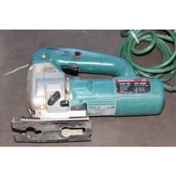 BOSCH 1581 VS 4.8 AMP VARIABLE SPEED JIG SAW