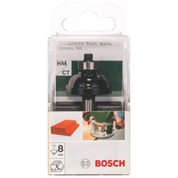 Bosch PROFILING BIT TWO FLUTES 8 mm Shank 2609256609 3165140381406 *