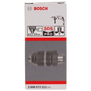 Bosch Keyless Chuck with Adapter - 2608572212