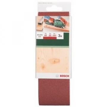 Bosch 2609256192 - Nastri abrasivi per smerigliatrice a nastro, qualità rossa 6