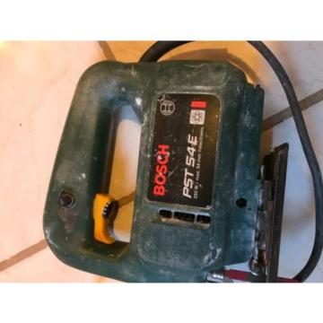 Bosch PST 54E Jigsaw UK BID ONLY