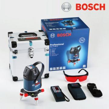 Bosch GLL 5-40 E Professional 5 Line Electronic Multi-Line Laser - FedEx