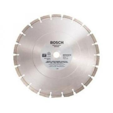 "Bosch DB1464 14"" Premium Plus Segmented Diamond Blade for Hard Material"