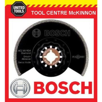 BOSCH ACZ 85 RD DIAMOND MULTI TOOL TILE & GROUT BLADE – SUIT MAKITA, FEIN ETC