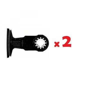 2 x Bosch Starlock AII 65 APB BiM Multi-Tool Cut