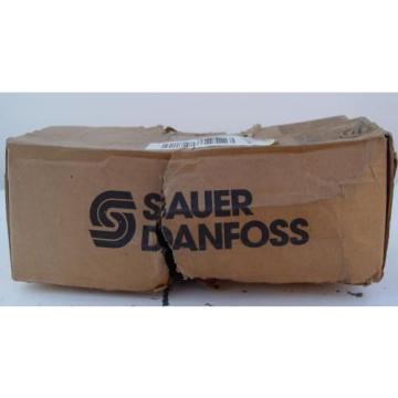 """Sauer Danfoss DS 125 Hydraulic Orbital Motor 151-2384 A2 Flange 14HP 480 RPM 1"""""""