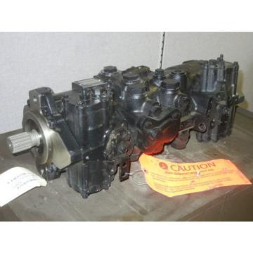SAUER DANFOSS M91-46806R REMAN HYDRAULIC PUMP 388795A1R M9146806R