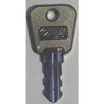 X5 Pack 801 linde pallet 801 linde key's fits some pallet trucks forklifts plant