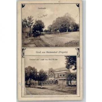 51664827 - Mertensdorf Dorfstrasse Gasthaus zur Linde