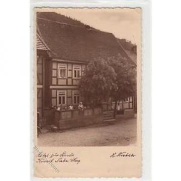 39085123 - Sieber im Harz Hotel zur Linde ungelaufen  kleiner Knick oben rechts