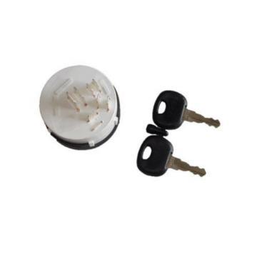 Schaltschloss Linde Zündschloss 0009730212 Schloss Gabelstapler 2x Schlüssel