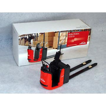 Linde N20 warehouse truck  forklift fork lift truck  MINT IN BOX