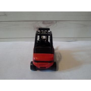 Siku Linde H30 Fork Lift Truck Red Diecast NICE!!!