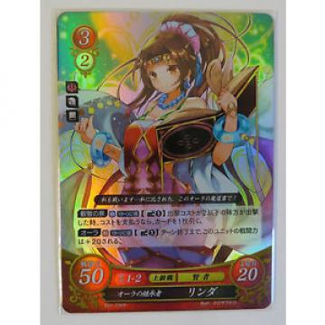 FIRE EMBLEM Cipher TCG [B01-035R Linde] FE0 Card