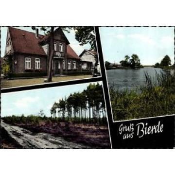 Ak Bierde Böhme, Gasthaus zur Linde, Erich Blanke, Pension  - 1340281