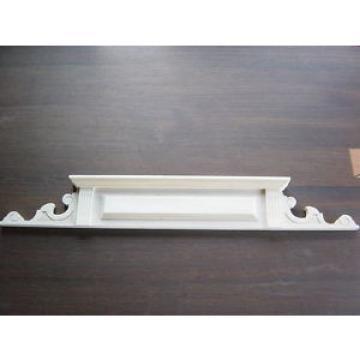 Spiegelaufsatz-Buffetaufsatz-Bekrönung-Regalaufsatz-Bekrönung-Linde-40-629 L