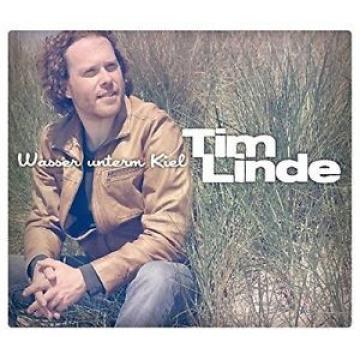 TIM LINDE - WASSER UNTERM KIEL  CD SINGLE NEW+