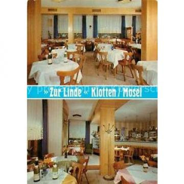 42979436 Klotten Gasthaus zur Linde Gastraeume Bar Klotten