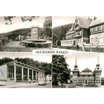 72643768 Alexisbad Harz Friedensdenkmal Hotel Linde Goldene Rose Harzgerode