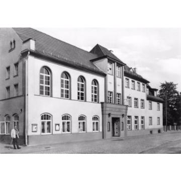 AK Neukirchen Erzgeb. Gasthof Linde Echt Foto Postkarte