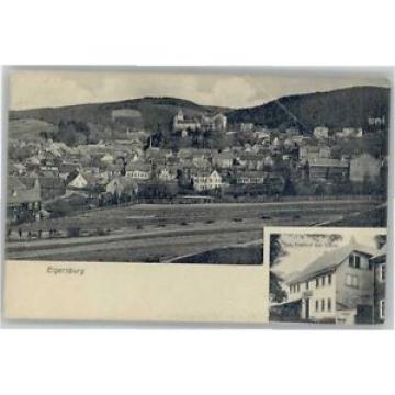 40627826 Elgersburg Elgersburg Gasthof zur Linde * Elgersburg