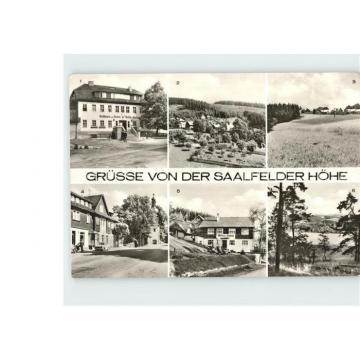 72384253 Saalfelder Hoehe Wickersdorf Arnsgreuth Gasthaus Zur Linde Saalfelder H